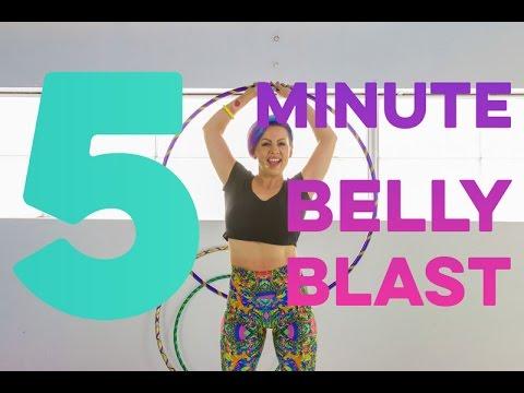 5 minute calorie blasting hoop workout youtube. Black Bedroom Furniture Sets. Home Design Ideas