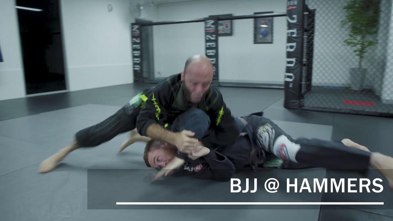 Brazillian Jiu Jitsu   Classes   Hammer's Gym