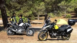 2017 V-STROM 650/XT ABS Promotion Video