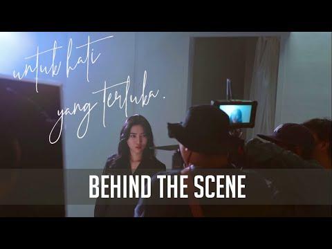 Isyana Sarasvati - untuk hati yang terluka. | Behind The Scenes Music Video