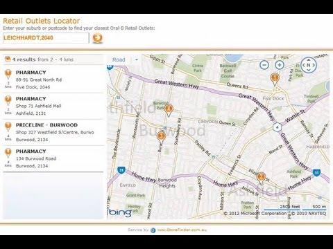 StoreFinder: Best Store Locator Service Australia