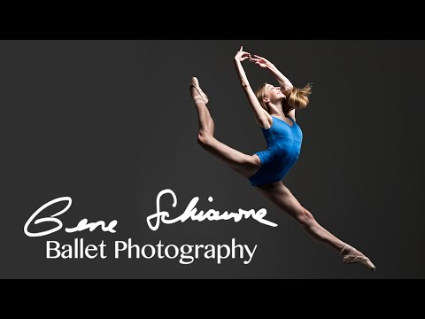 Ballet Photography // Student Studio Sessions with Gene Schiavone