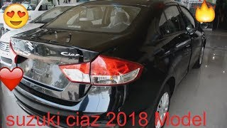 Beautiful Suzuki Ciaz | Cars Of the Year | 2018 Model First Look