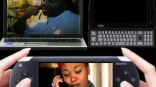 jill scott raven symone fight over DJ FLUFF-part 2