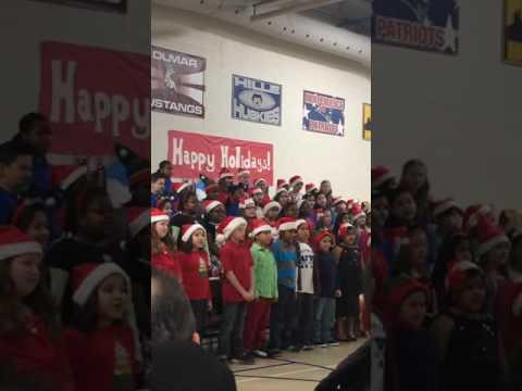 Midlothian Illinois School District 143 choir