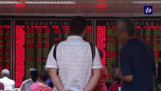 تراجع الأسواق العالمية بعد تهديد ترامب لكوريا الشمالية - (9-8-2017)