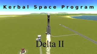 Delta 2 Launch - KSP