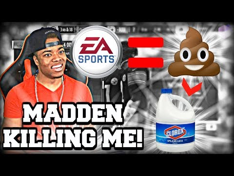 I'M DONE WITH MADDEN AFTER THAT PLAY! JUMBO KILLER | Madden 17 Ultimate Team Gameplay