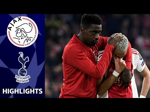 AJAX vergooit FINALE in SLOTSECONDEN | Ajax vs Tottenham | Champions League 2018/19 | Samenvatting