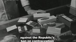 Women of Ireland smuggling condoms south 1971