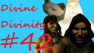 Divine Divinity #42 A wheelman struggling with a boar epidemic