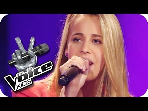 Katrina & The Waves - Walking On Sunshine (Nadine) | The Voice Kids 2014 | Blind Audition