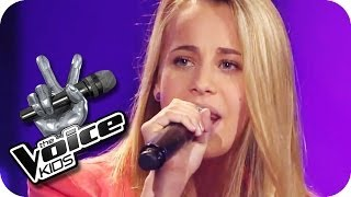 Katrina & The Waves - Walking On Sunshine (Nadine) | The Voice Kids 2014 | Blind Audition