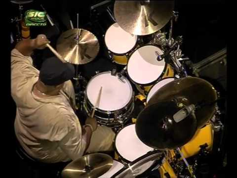 Dennis Chambers - Drum Solo on Firchie Drum - Santana-Soul Sacrifice (2006)