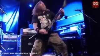 Truth Corroded - live @ Doornroosje (Nijmegen, The Netherlands) 2015-Sept-10