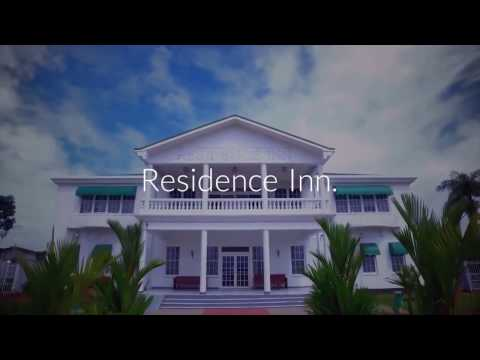 Residence inn Suriname - Orange Travel Suriname