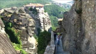 Экскурсия на Метеоры. Греция. Tour to Meteora. Greece.wmv(Экскурсия на Метеоры. Греция. Туристическая фирма