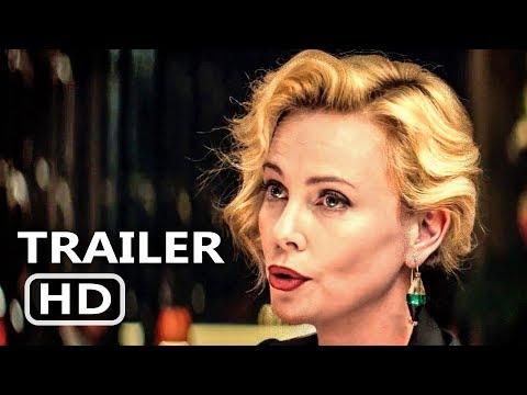 GRINGO Final  2018 Charlize Theron, Amanda Seyfried Action Movie HD