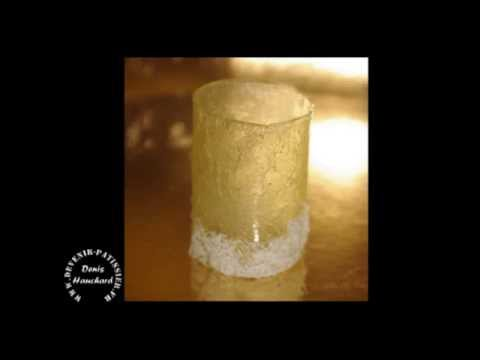 comment faire un tube en sucre par denis hauchard youtube. Black Bedroom Furniture Sets. Home Design Ideas