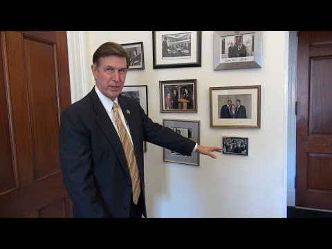 Office Space: Don Beyer's Virginia Embassy