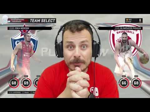 Euroleague Final 4: ΟΣΦΠ Vs CSKA