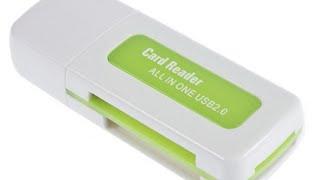 Multi Card Reader USB 2.0 All in one Мульти картридер все в одном
