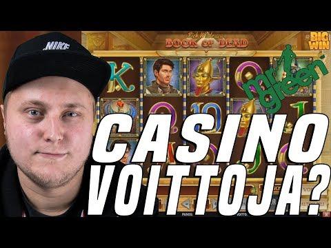 ANTAISIKO NETTIKASINO VOITTOJA? | Mr Green Online Casino (Book of Dead, Fire Joker) & Veikkaus