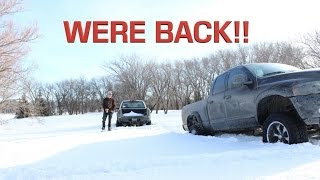 CRAZY DOUGHNUTS AND DRIFTING   4X4   OUT FOR A RIP!