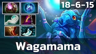 Wagamama • Puck • 18-6-15 — Pro MMR Gameplay Dota 2
