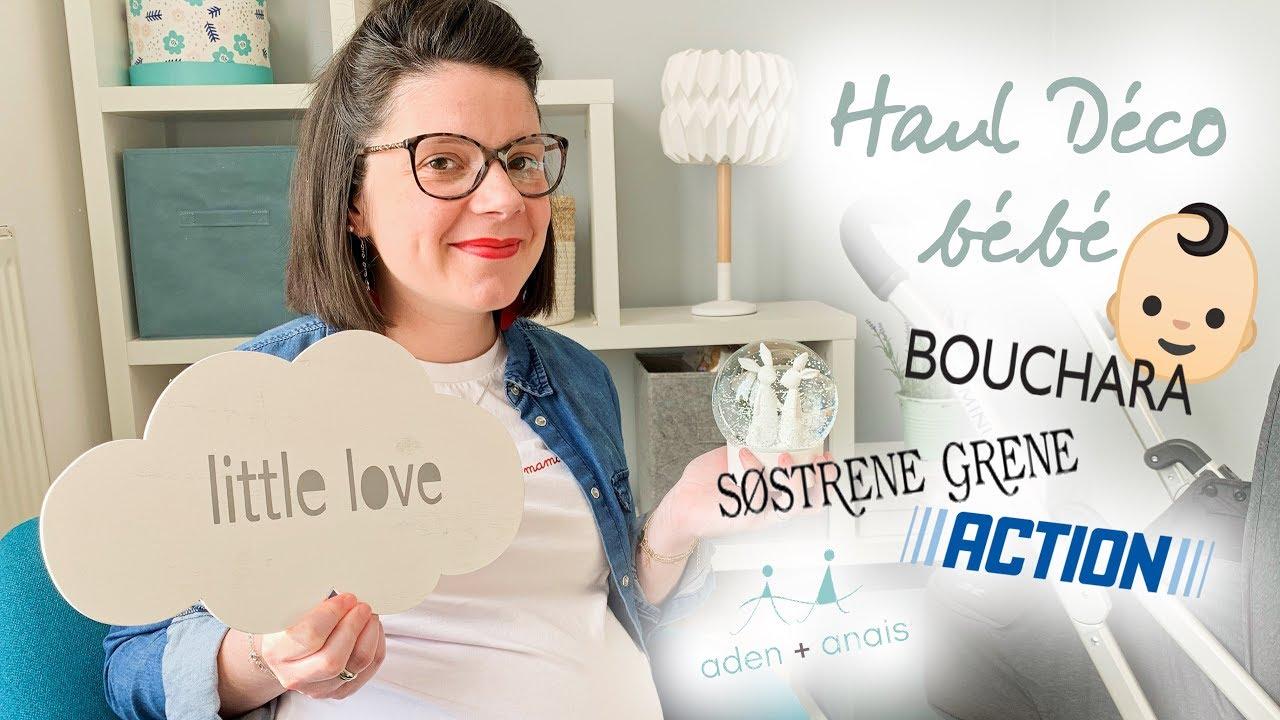 Haul Deco bébé : ACTION BOUCHARA SOSTRENE GRENE