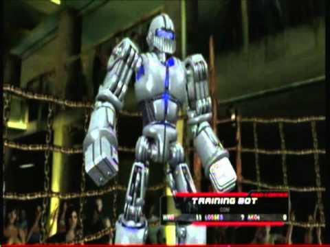 Real Steel Video Game Online Free