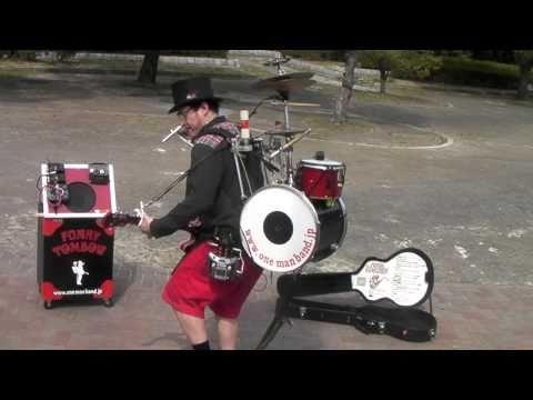 IJohn Lennon  Imagine   Funny Tombow OneMan Band