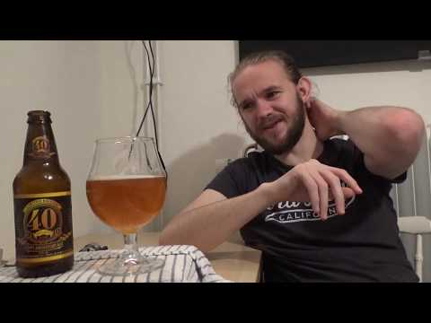 Beer Review #2096: Sierra Nevada Brewing Co. - Hoppy 40th Anniversary Ale (CA, USA)