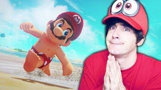Video de CONQUISTAMOS LA PLAYA! Super Mario Odyssey #8
