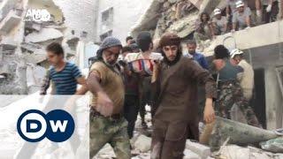 الدفاع المدني السوري يسطر بطولات في زمن الحرب | الأخبار