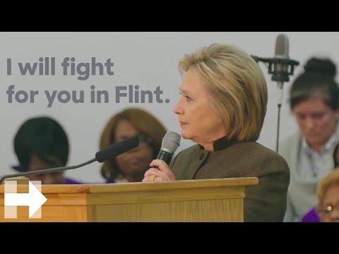 Flint | Hillary Clinton