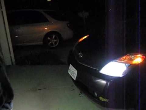 2007 Toyota Prius Hid Headlight Failure 2