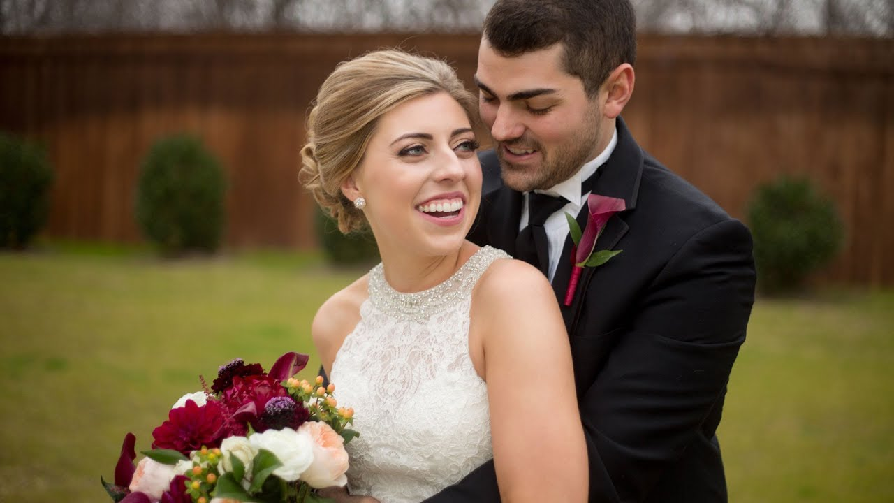 the sweetest letters from the bride and groom chapel at ana villa wedding will make you cry