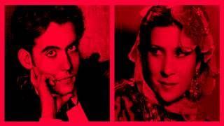 Federico García Lorca y La Argentinita: Los Cuatro Muleros (Letra)