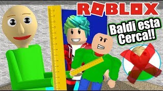 Baldi Catchme 3 Battle against Baldi's Basic Roblox Karim Games Play