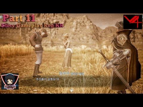 V4 Nexon Android MMORPG Indonesia Part11