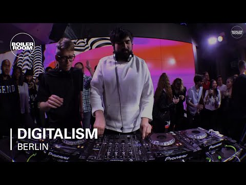 Digitalism Audi Q2 x Boiler Room #untaggable Berlin DJ Set