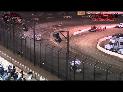 Perris Auto Speedway 5-25-13 :: California Lightning Sprints