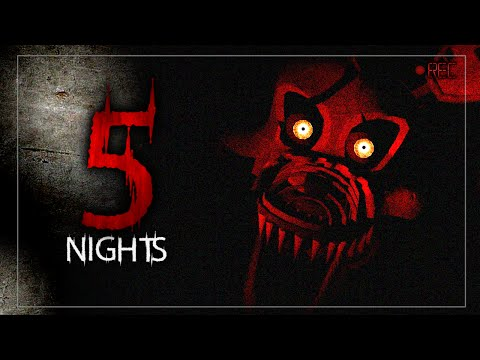 5 Nights - Its In The House! (Garry's Mod)