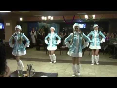 "Nellidance.Танец «Снегурочек» - ""TV SHANS"""