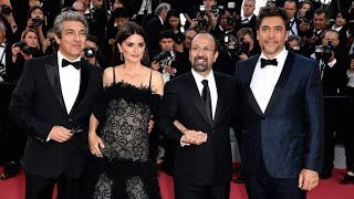 Cannes kicks off with Bardem & Cruz; 50th Directors