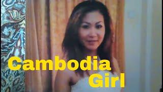 Cambodia Girl Ed Sweeney
