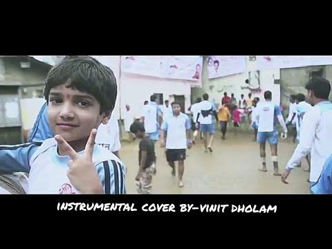 Govinda Aala re | Jai Jawan Govinda Pathak 2018 | Instrumental Cover | Vinit Dholam