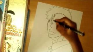 HOW TO DRAW NICOLAS BROWN