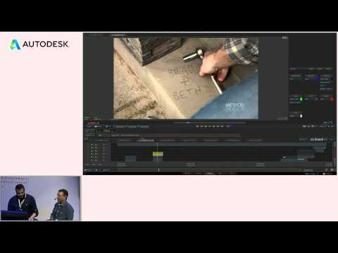 Method Studios Atlanta Deron Hoffmeyer, Senior Flame Artist Autodesk® Flame® Premium at NAB 2014